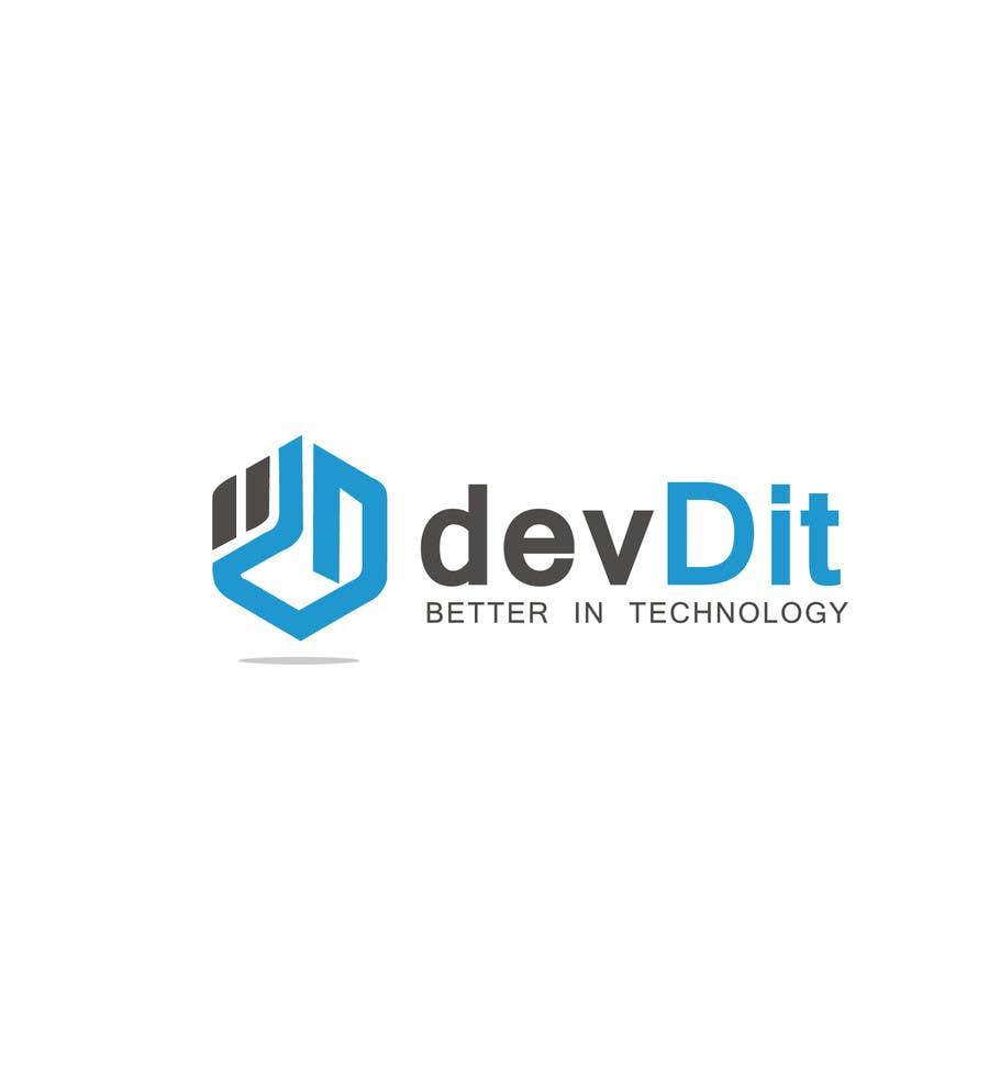 Konkurrenceindlæg #109 for Design a logo for devBIT