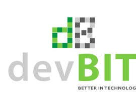 #52 para Design a logo for devBIT por LucianCreative