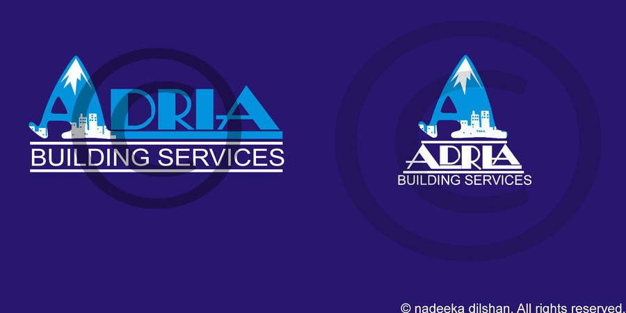 #55 for I need a design logo for my commercial cleaning business by nadeekadt