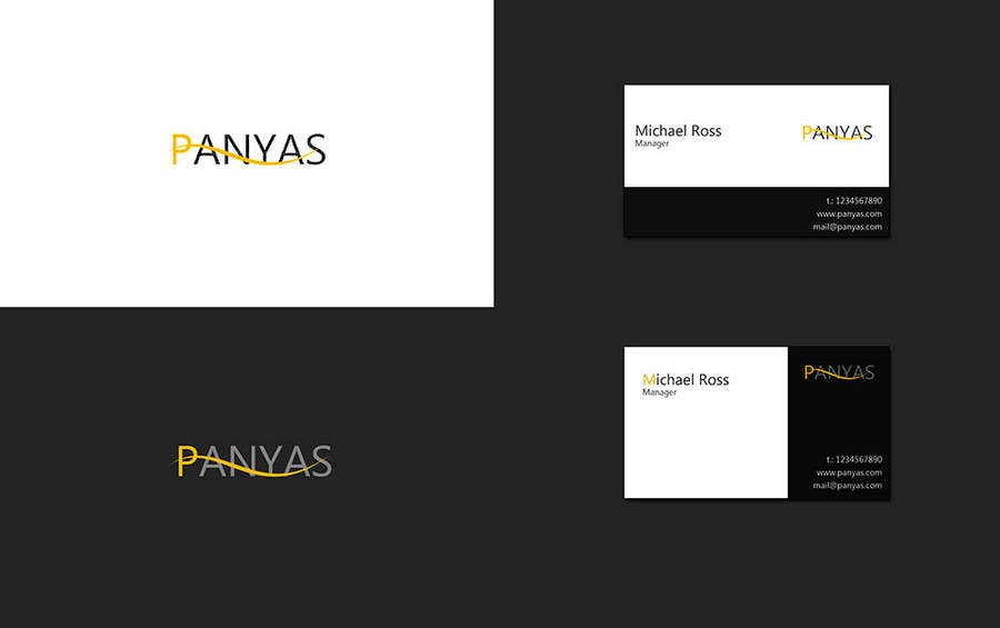 #73 for Design a logo and business card  for a new company by dworkz