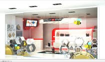 Contest Entry #10 for 3D Interior Design For A Novelty Lifestyle & Gifts Retailer Shop