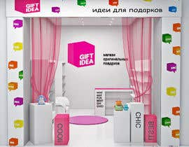 #4 cho 3D Interior Design For A Novelty Lifestyle & Gifts Retailer Shop bởi katerinanovik
