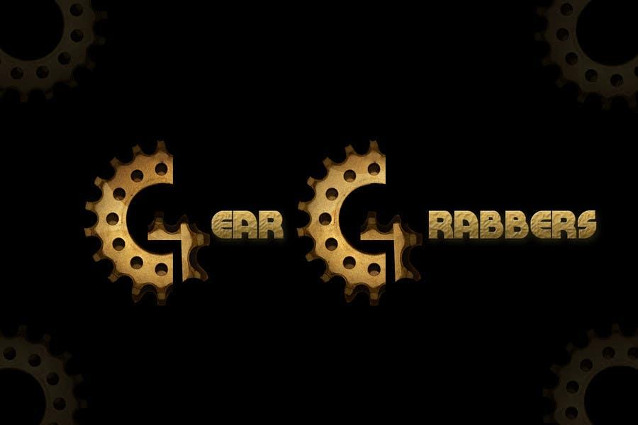 Inscrição nº                                         74                                      do Concurso para                                         Graphic Design for Gear Grabbers