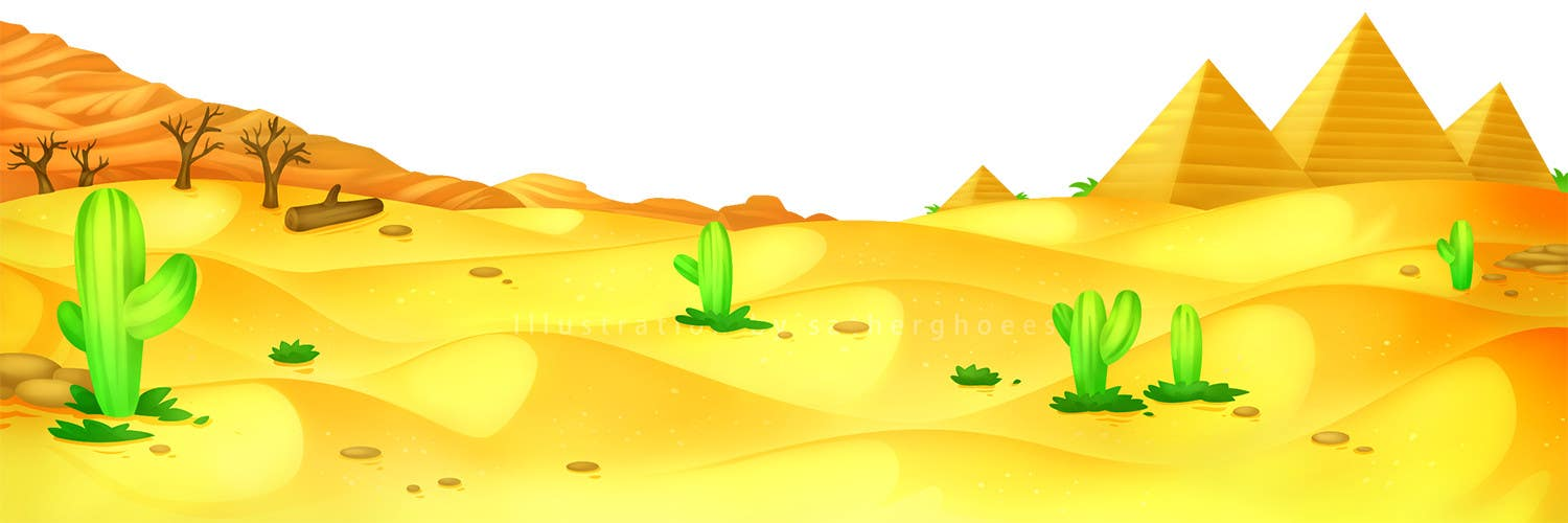 Entry 22 By Satherghoees1 For Cartoon Landscape Background Desert
