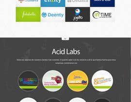 nº 48 pour Develop a Corporate Identity for Acid Labs par SadunKodagoda