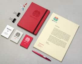 nº 35 pour Develop a Corporate Identity and logo par uptovegan