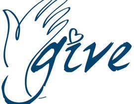 "#17 untuk Design a Logo for a charity website called "" give "" oleh sedayu"