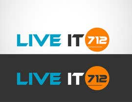 #58 for LIVE IT 712 logo design af Don67