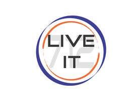 #491 cho LIVE IT 712 logo design bởi watzinglee