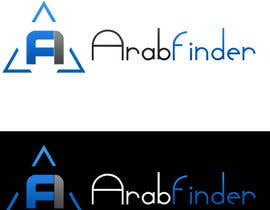 #75 untuk Design a Logo for Arab Finder a business directory site oleh toderascnd