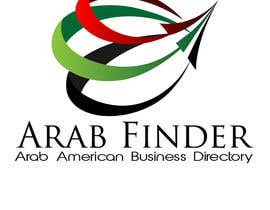 #26 untuk Design a Logo for Arab Finder a business directory site oleh rogeriolmarcos