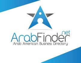 #54 cho Design a Logo for Arab Finder a business directory site bởi izzrayyannafiz