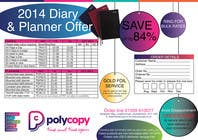Contest Entry #20 for 2014 Diary flyer