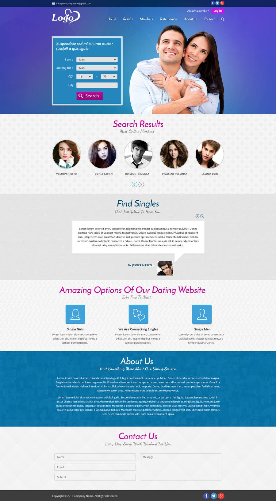 #1 for Dating site by surajitsaha24484
