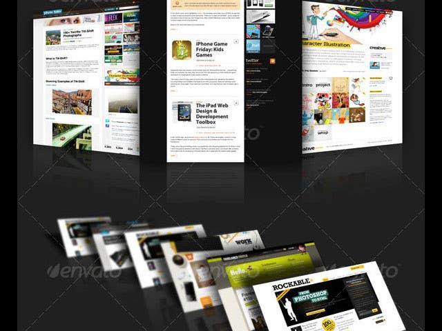Inscrição nº                                         2                                      do Concurso para                                         Design a Website Mockup for ProTradersForum