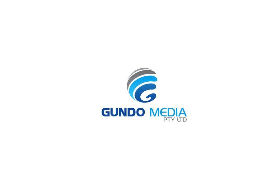 Penyertaan Peraduan #                                        9                                      untuk                                         Design a Logo for a media company