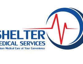 siambd014 tarafından Design a Logo - Shelter Medical Services için no 28
