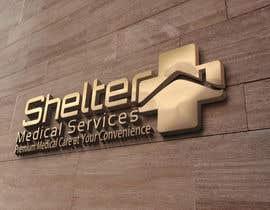 zidane2015 tarafından Design a Logo - Shelter Medical Services için no 31