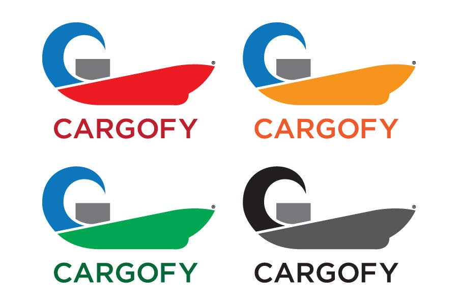 Contest Entry #83 for Graphic Design for Cargofy
