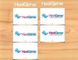 #52 for Heel Genie Logo Competition by Crussader