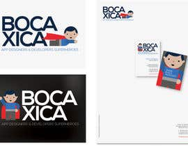 nº 248 pour Design a Corporate Identity for Bocaxica par enrique5