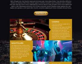 #19 untuk Design a Website Mockup (Homepage) for a Vegas Concierge Site oleh atularora