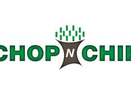 #24 para Logo Design for YOUR LOCAL CHOP N CHIP de ltorrescalderon