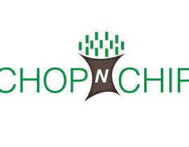 #23 untuk Logo Design for YOUR LOCAL CHOP N CHIP oleh ltorrescalderon