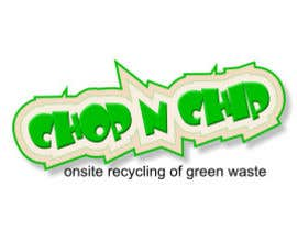 #29 dla Logo Design for YOUR LOCAL CHOP N CHIP przez sirrom