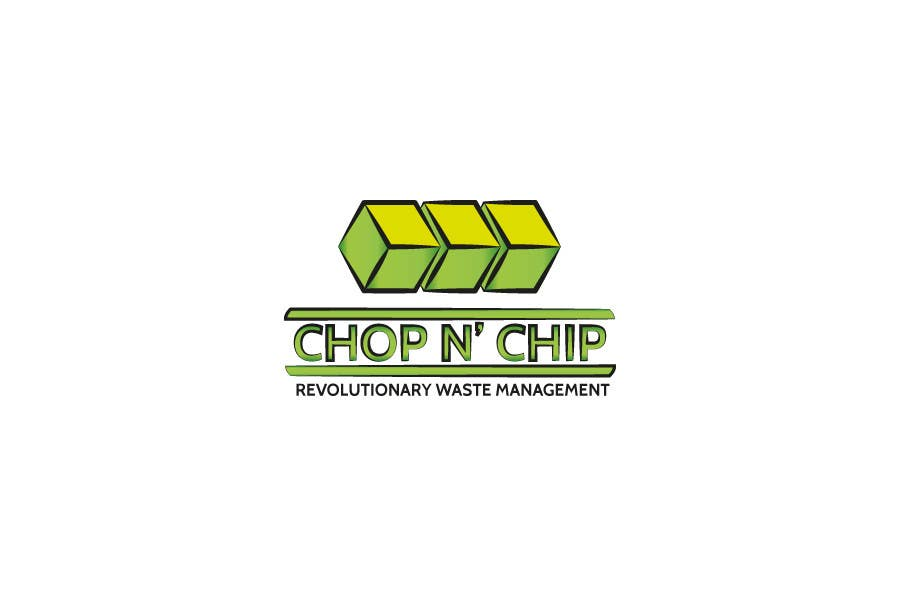 Contest Entry #31 for Logo Design for YOUR LOCAL CHOP N CHIP