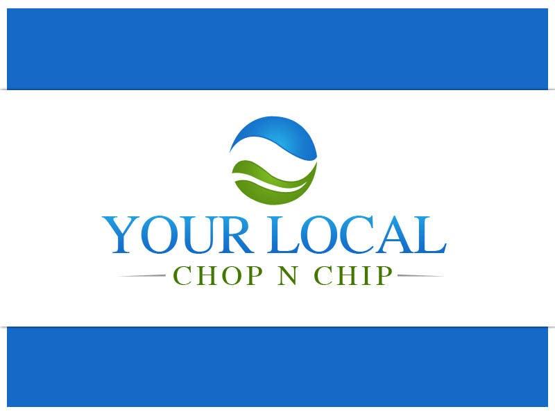 Konkurrenceindlæg #36 for Logo Design for YOUR LOCAL CHOP N CHIP