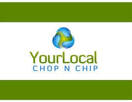 #33 dla Logo Design for YOUR LOCAL CHOP N CHIP przez e2developer