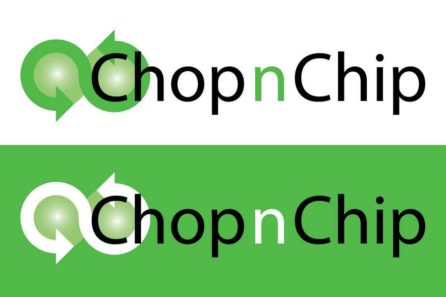 Contest Entry #18 for Logo Design for YOUR LOCAL CHOP N CHIP