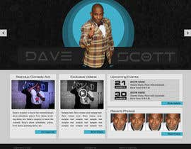 #10 for Build a Wordpress Website for a Comedian by poujulameen