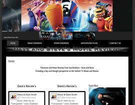 nº 41 pour Build a Wordpress Website for Movie Reviews par echobravo