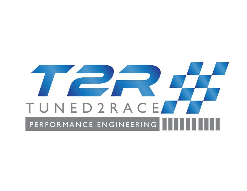 #44 for Tuned2Race new logo design. by LucianCreative