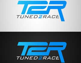 nº 29 pour Tuned2Race new logo design. par Agumon26