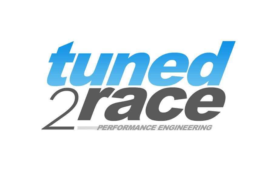#39 for Tuned2Race new logo design. by JoelDNelson