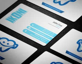 #47 for Design some Business Cards by CanonAshis