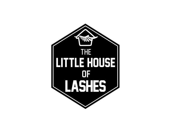 Entry 54 By Pedro1973 For The Little House Of Lashes Logo Challenge