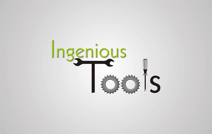Конкурсная заявка №                                        136                                      для                                         Logo Design for Ingenious Tools
