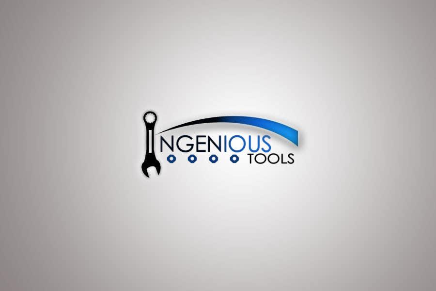 "Intrarea #80 pentru concursul ""Logo Design for Ingenious Tools"""