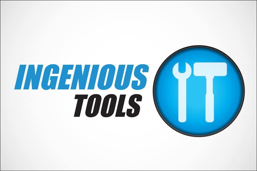 Kilpailutyö #138 kilpailussa Logo Design for Ingenious Tools