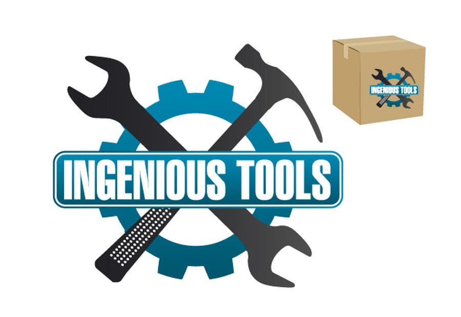 Proposta in Concorso #230 per Logo Design for Ingenious Tools
