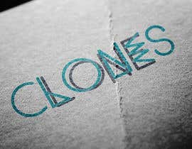"""#23 for Create a new logo for the band """"Clones"""" (don't scare with the prize) by Natuka"""