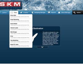 #54 for Website Design for www.skmmediagroup.com af aanuch