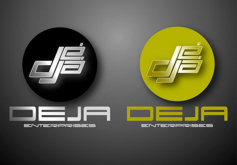 Contest Entry #396 for Logo Design for DeJa Enterprises, LLC