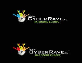nº 13 pour Logo for - Techno Rave Website par arteastik