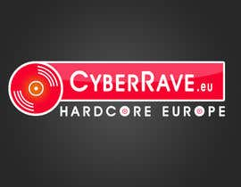 #21 for Logo for - Techno Rave Website af MariusM90