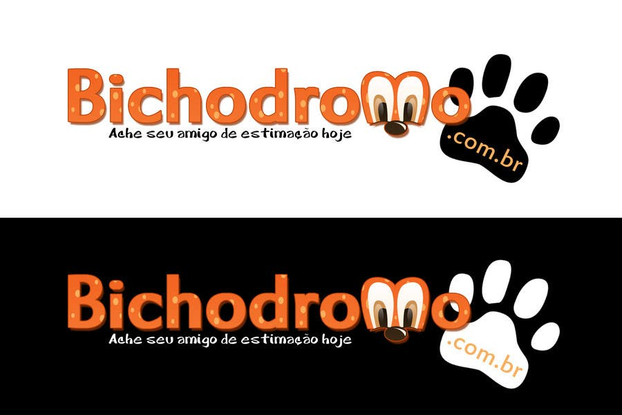 Contest Entry #84 for Logo design for Bichodromo.com.br